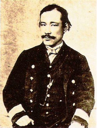 Republic of Ezo - Image: Arai Ikunosuke