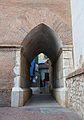 Arc de pas de la torre de l'església de sant Pere, Terol.JPG
