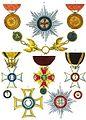 Aristide Michel Perrot - Collection historique des ordres de chevalerie civils et militaires (1820) pl. XXXVI.jpg