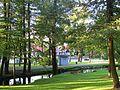 Arkādijas parks 11, Rīga, Ojāra Vācieša iela.JPG