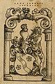 Arma Ioannis Indagine (Coat of arms of Johannes Indagine) (BM 1981,U.3184).jpg