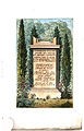 Arnaud - Recueil de tombeaux des quatre cimetières de Paris - Delafons (colored).jpg