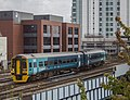 Arriva Trains Wales' 158818 at Cardiff Central (28785602935).jpg