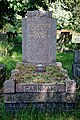 Art Deco graves City of London Cemetery Garnham 1948 brighter warmer.jpg