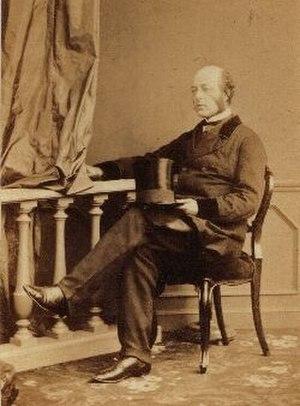 Arthur Cumming (Royal Navy officer) - Arthur Cumming in later life