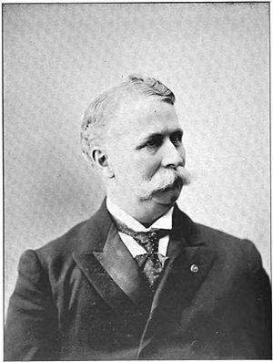 Asa S. Bushnell (governor) - Image: Asa S. Bushnell (Governor) 1896