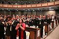 Asamblea Nacional instaló la sesión solemne, en la que el presidente de la República, Rafael Correa Delgado, presenta su informe a la nación (6030117590).jpg