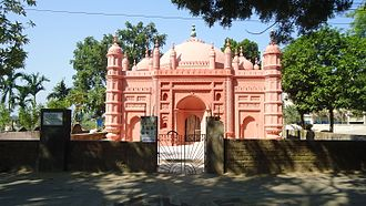 Feni District - Image: Asgar Ali Chowdhury Mosque
