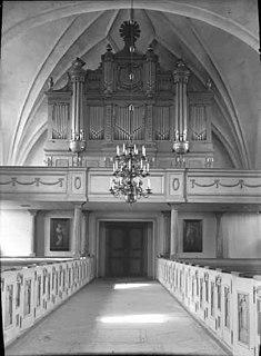 perspektiv p Hallands medeltida kyrkor. Nilsson, Ing-Marie