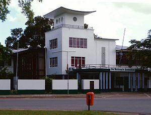 National Assembly (Suriname) - The National Assembly in Paramaribo
