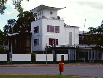 Politics of Suriname - National Assembly of Suriname.