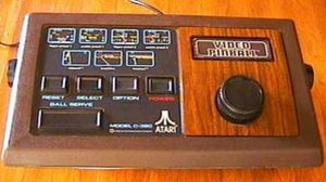 Video Pinball - Image: Atari Video Pinball Ver 1