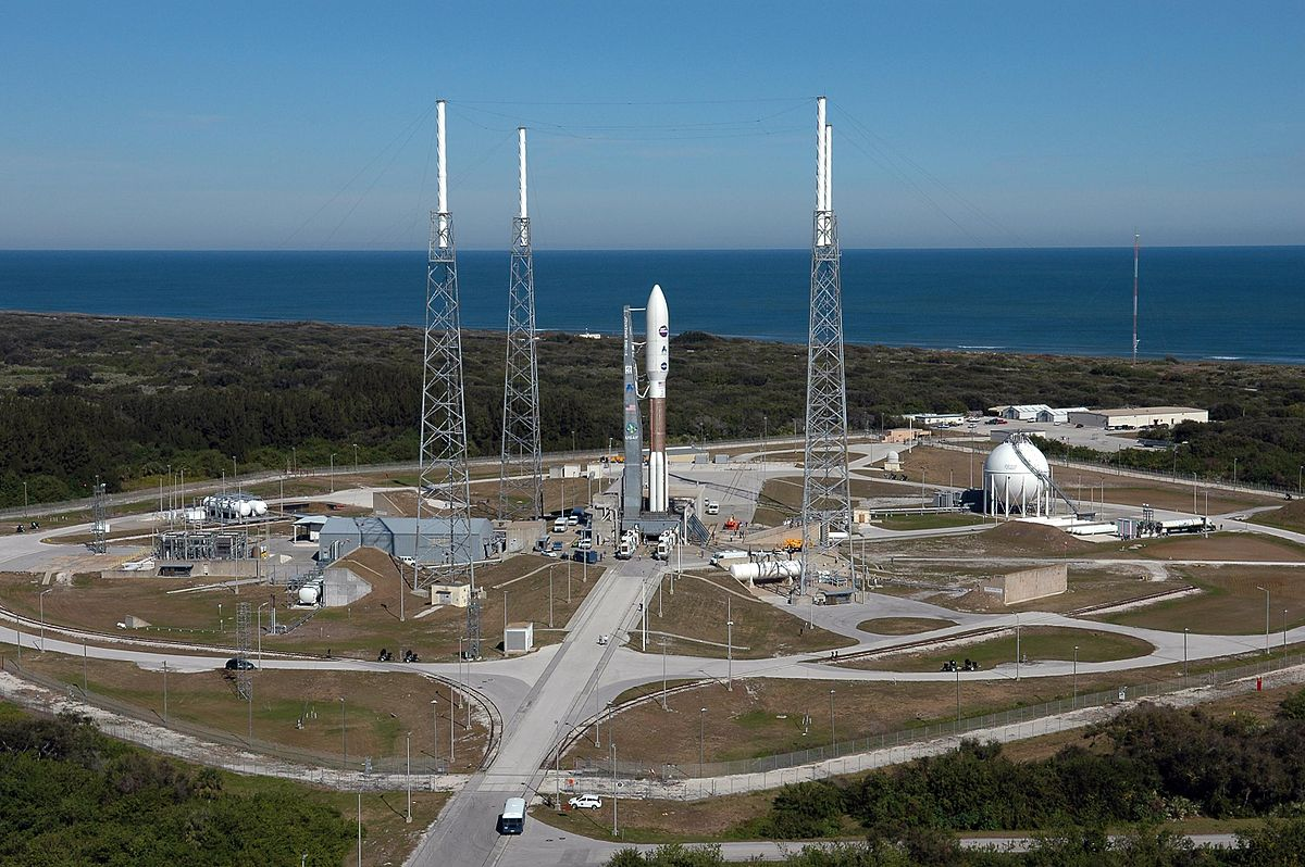 Cape Canaveral Air Force Station Space Launch Complex 41 ...