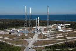 Atlas V 551 at Launch Pad 41.jpg