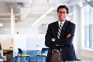 Atul Gawande - Image: Atul Gawande final photo