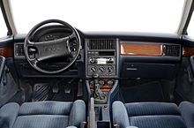 Audi 80 wikip dia for Audi 80 interieur
