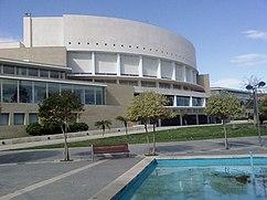 Auditorio y Centro de Congresos Victor Villegas, Murcia (1987-1995)(Junto con Ignacio García Pedrosa)