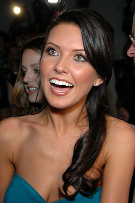 Audrina Patridge in 2008