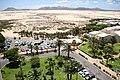 Auf der Feuerleiter im Riu Oliva Hotel, Blick Richtung Süd - panoramio.jpg