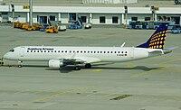 D-AEMD - E190 - Lufthansa