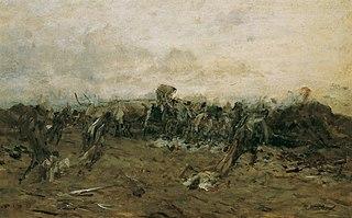 Nach der Schlacht