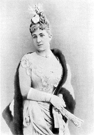 Peter Carl Fabergé - Augusta Julia Jacobs Faberge