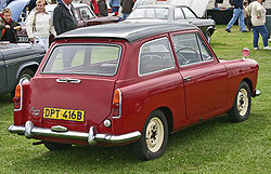 Austin A40 Farina Mark II Countryman (1962)