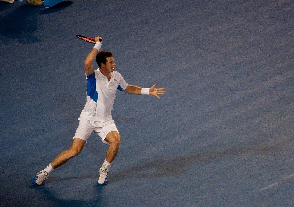 Australian Open 2010 Quarterfinals Nadal Vs Murray 3