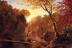 Autumn in North America Frederic Edwin Church.jpg