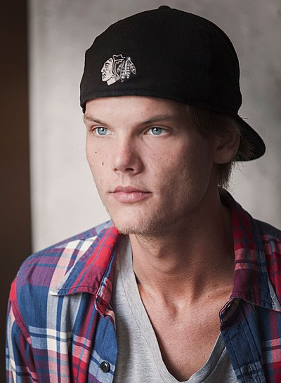 Picture of a band or musician: Avicii