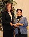 Award for Volunteer Service Dorothy Bambach, Friends of Savannah Coastal Wildlife Refuges (10592586314).jpg