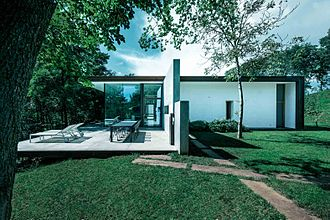 Robby Cantarutti - Image: Awarded Cabin at the River architects Robby Cantarutti Francesca Petricic