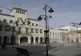 San Sebastián de los Reyes - Town hall