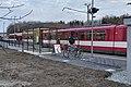 Bürmoos - Zehmemoos - Bahnhaltestelle Zehmemoos - 2021 02 05-1.jpg