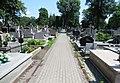 Błonie. Cmentarz Św, Trójcy Foto 01.jpg