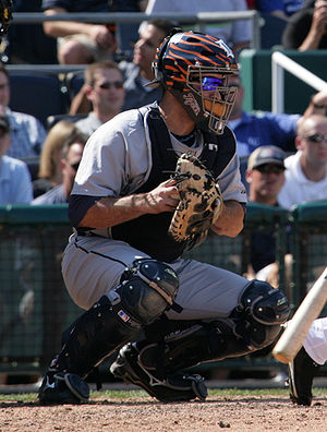 Mike Rabelo - Image: BEA Baseball Game Aug 302007 218 Mike Rabelo