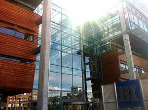 Nydalen - BI Norwegian Business School Nydalen Campus