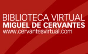 Biblioteca Virtual Miguel de Cervantes - Image: BVMC