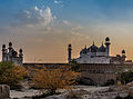 Backside view of Abbasi Mosque.jpg