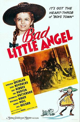 Bad Little Angel - Film poster