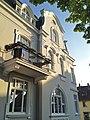 Bad Oeynhausen - Villa Valentino - Balkonanlage im Neobarock.jpg