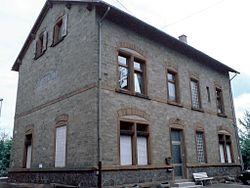 Bahnhof Rehweiler Straßenseite.JPG