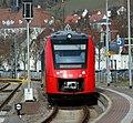 Bahnhof Weinheim - Alstom Coradia LINT 41 - 623-010 - 2019-02-13 14-23-19.jpg