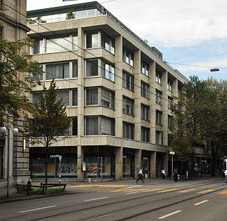 Zurich Cantonal Bank - Zürcher Kantonbank, Zurich
