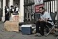 Bahraini hunger striker hopes to save his Dad. (44039648112).jpg