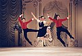 Bal kadeta, Balet SNP, 1999, Dragan Vlalukin, Jasna Jojkić, Toni Ranđelović.jpg