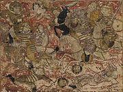 Balami - Tarikhnama - Battle of Siffin (cropped)
