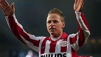 Balázs Dzsudzsák - Dzsudzsák during his time at PSV