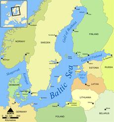 Itämeren Osat