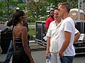 Baltimore Mayor Sheila Dixon & The Bacon Brothers (833707878).jpg
